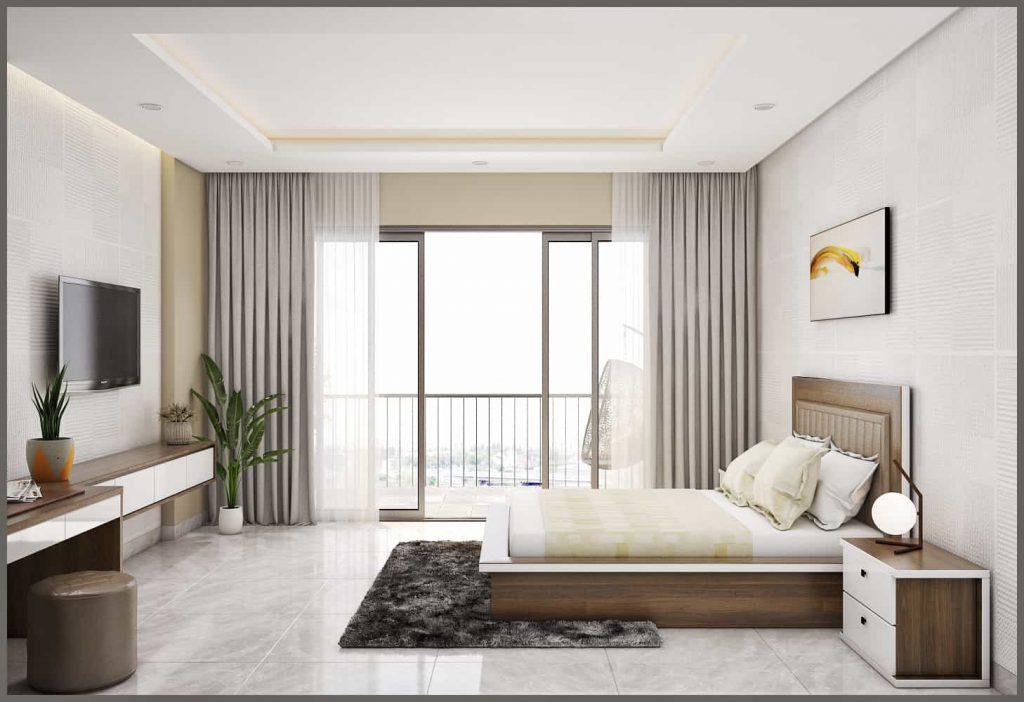 Nội thất phòng ngủ master