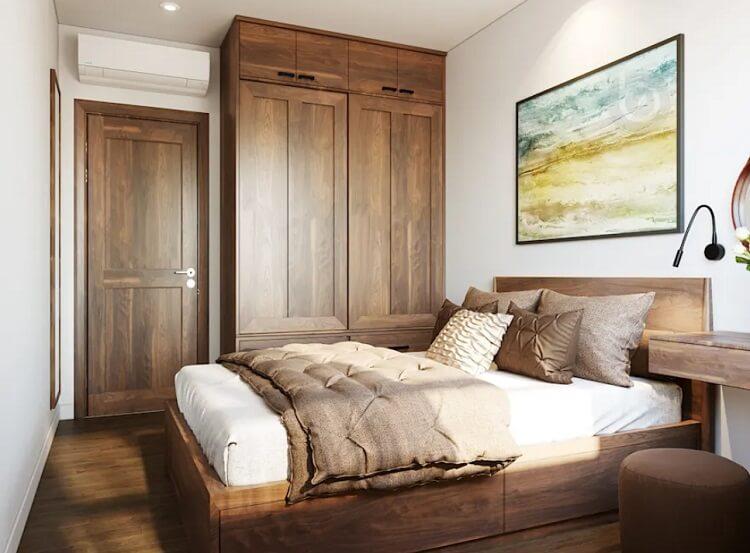 Thiết kế nội thất căn hộ 65m2