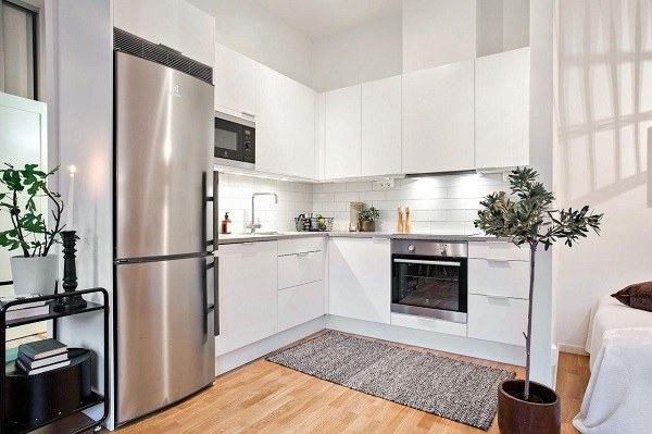 Thiết kế nội thất chung cư 30m2