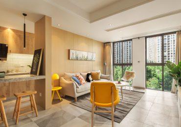 Nội thất chung cư phong cách tối giản