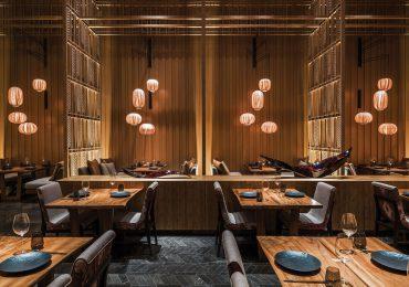 Nội thất nhà hàng Nhật