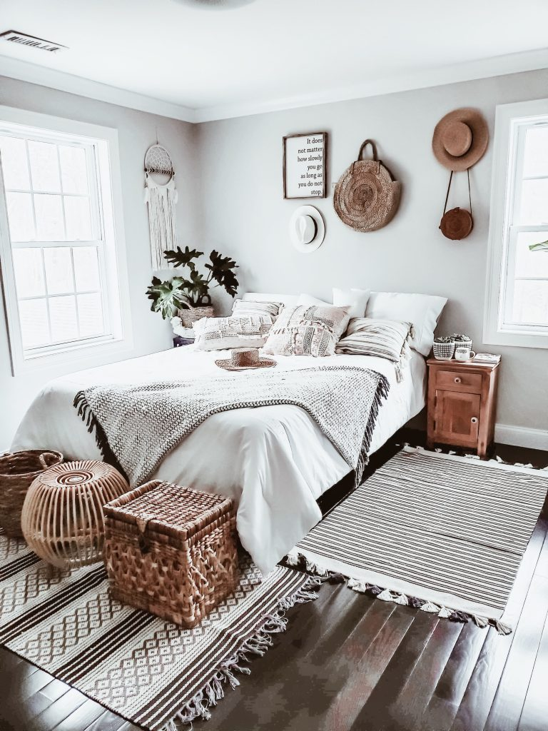 Thiết kế phòng ngủ mang phong cách Vintage