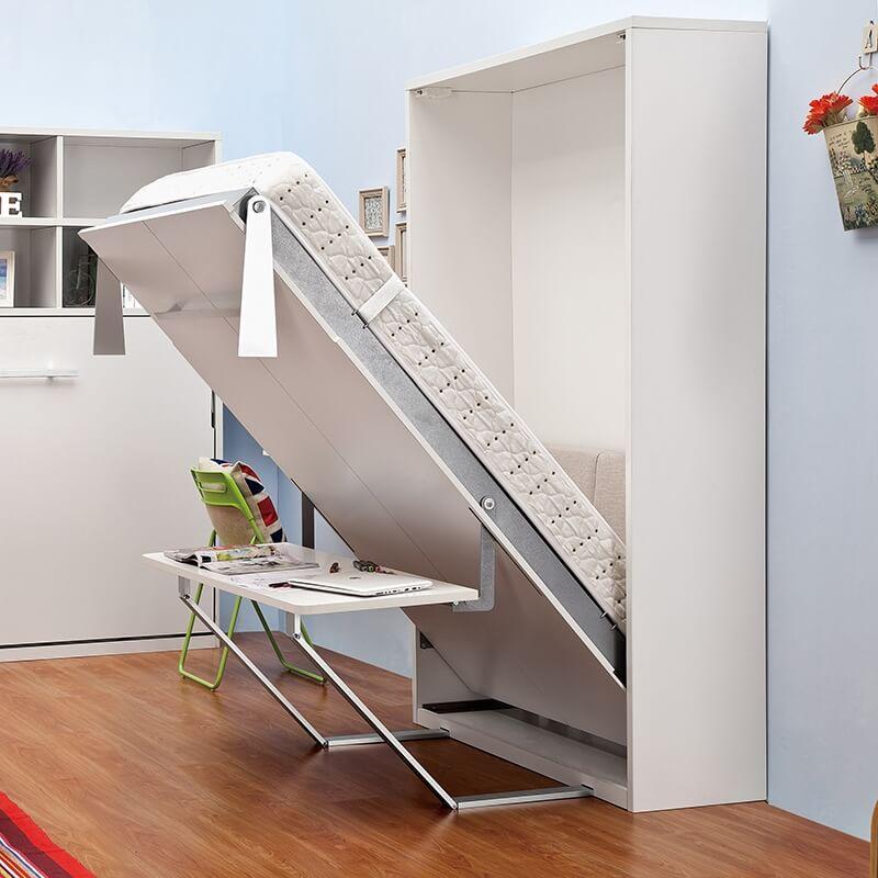 Thiết kế giường ngủ thông minh, tối đa công năng sử dụng