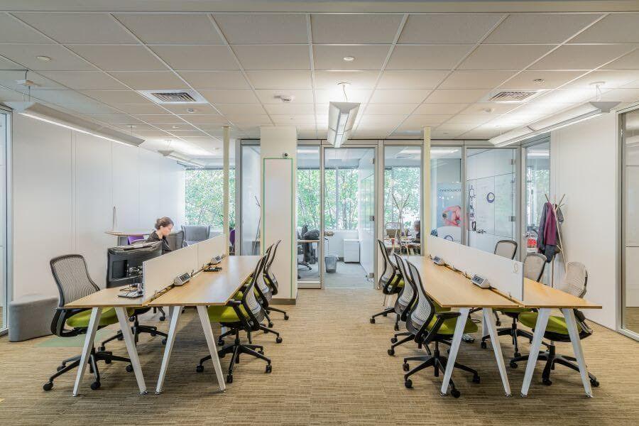Bí quyết thiết kế nội thất văn phòng giá rẻ