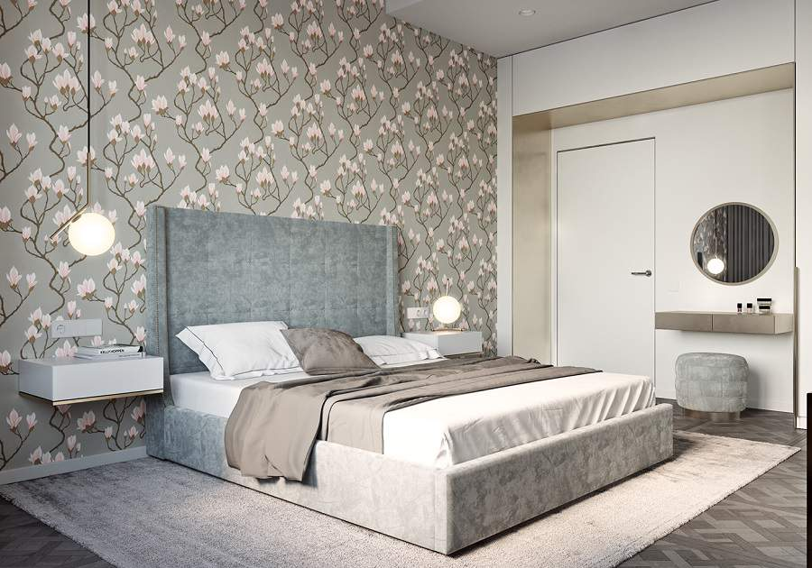 Mẫu thiết kế nội thất căn hộ 69m2