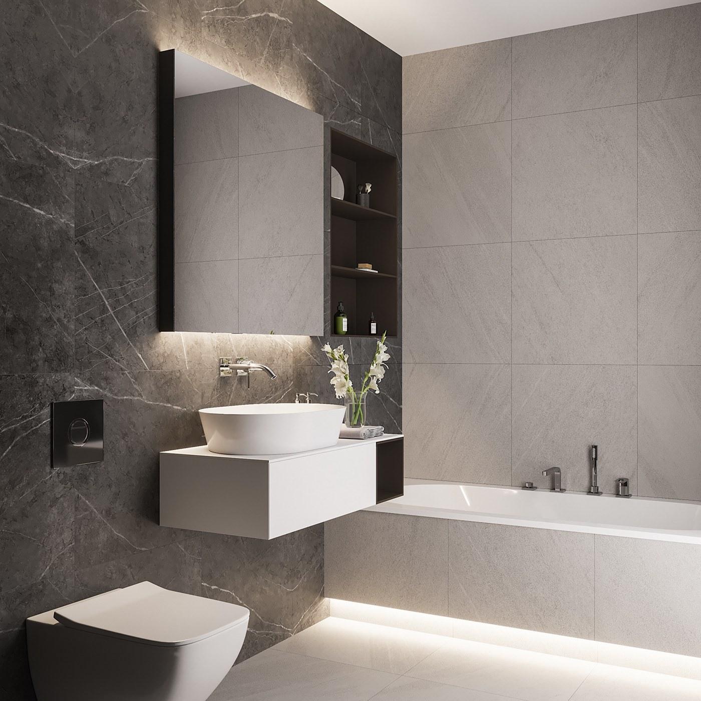 Mẫu thiết kế nội thất chung cư đơn giản