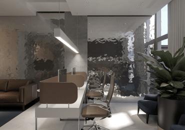 Mẫu thiết kế nội thất văn phòng công sở