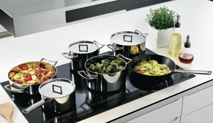 Lựa chọn loại bếp phù hợp với nhu cầu của gia đình