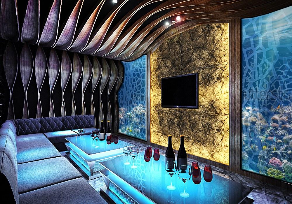 Nội thất phòng karaoke