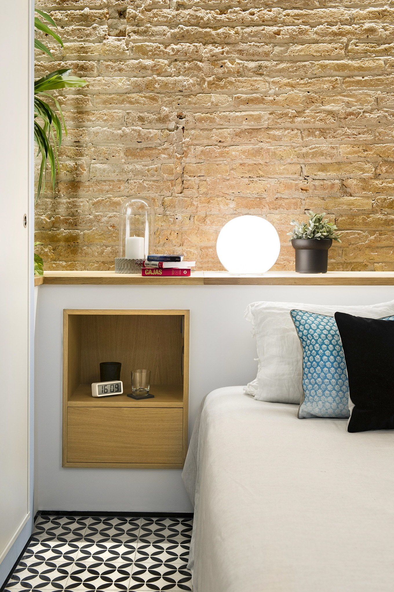 Mẫu thiết kế thi công căn hộ 1 phòng ngủ