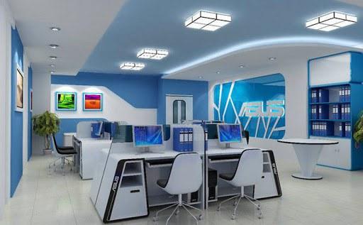 Thiết kế văn phòng 60m2