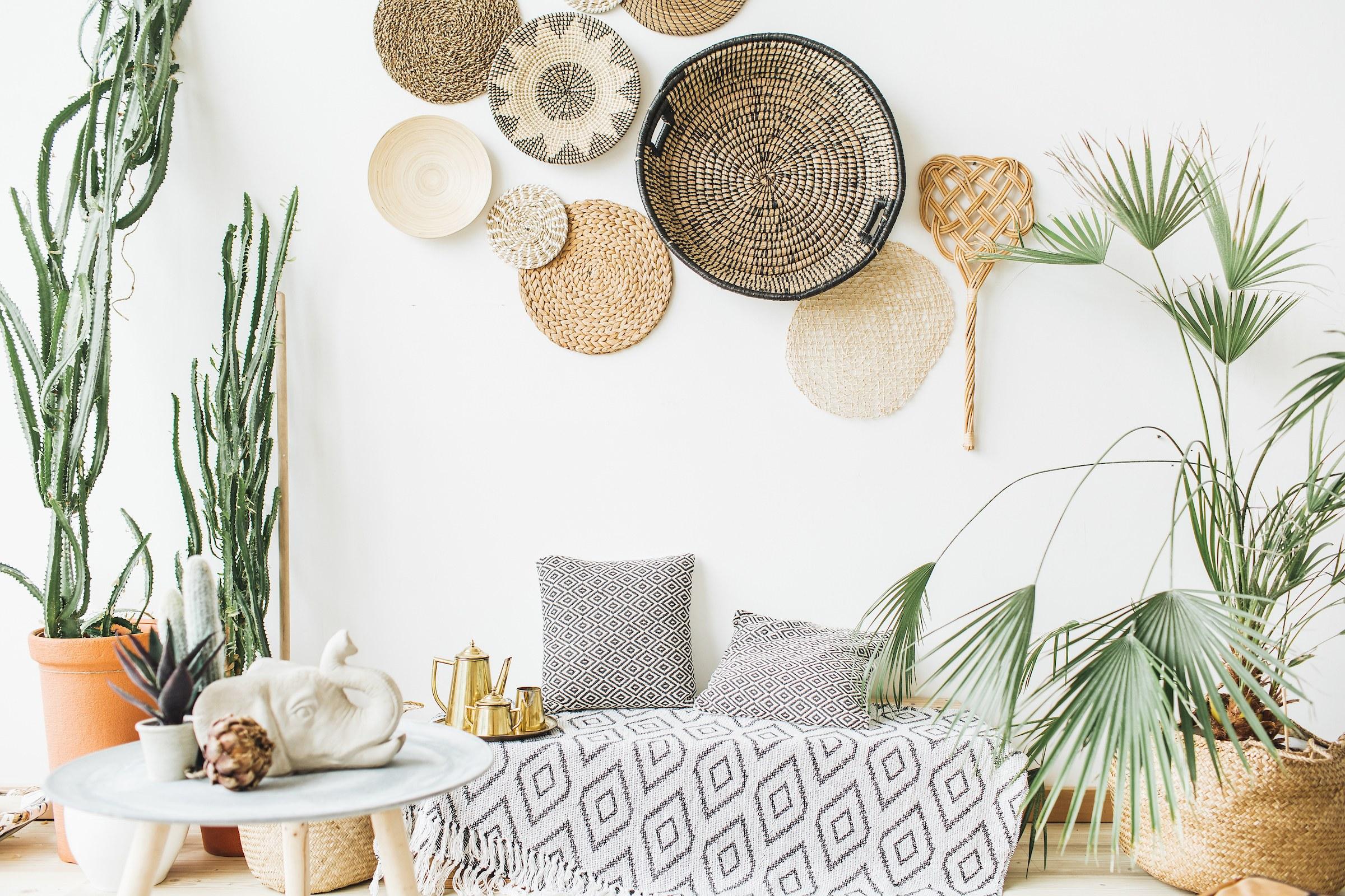Phong cách thiết kế nội thất Tropical