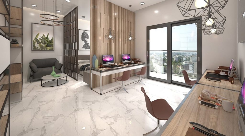 Các loại hình căn hộ chung cư