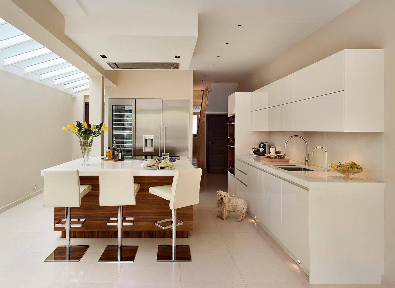 Phòng bếp nhà ống