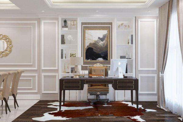 Mẫu thiết kế nội thất chung cư