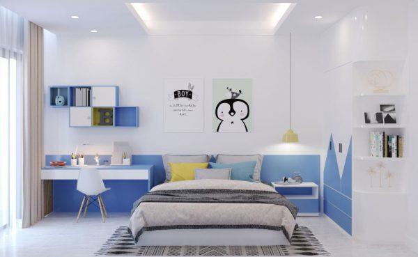 Mẫu thiết kế nội thất nhà phố