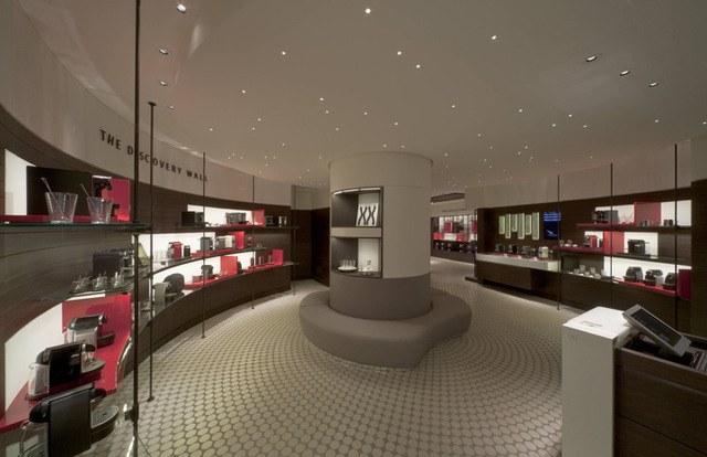Chi phí thiết kế showroom
