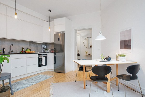Thiết kế nội thất phòng bếp đẹp