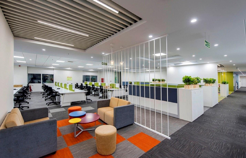 Thiết kế văn phòng theo xu hướng hiện đại