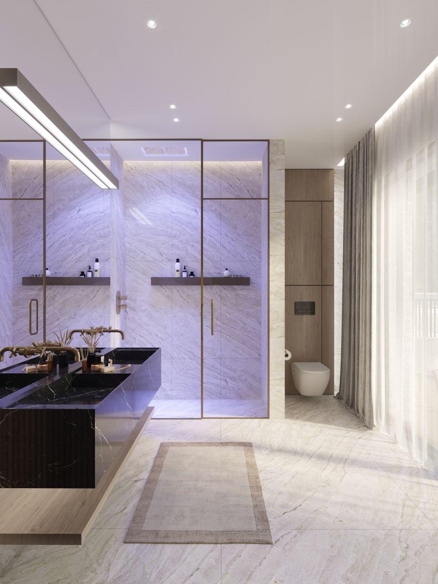 Thiết kế thi công nội thất biệt thự hiện đại