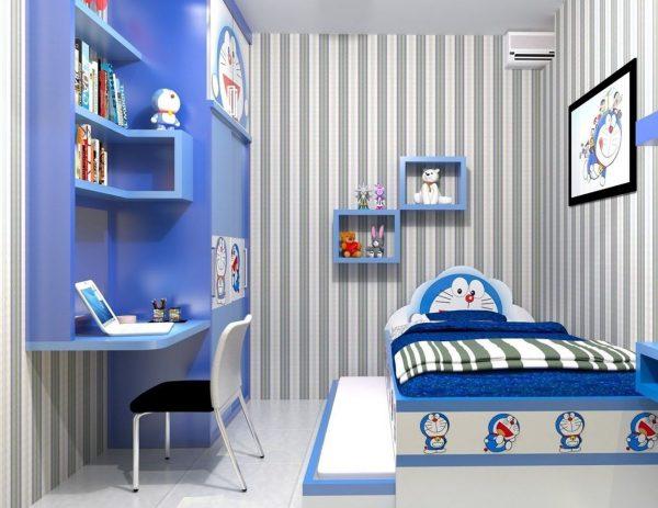 Phòng ngủ hình ảnh nhân vật Doremon