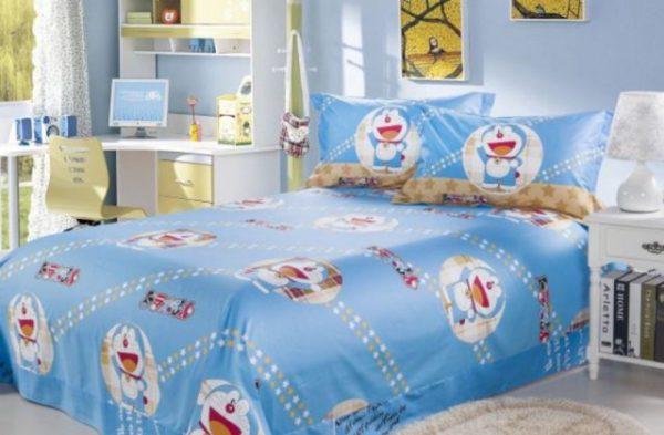 Phòng ngủ màu sắc cực đáng yêu cho bé