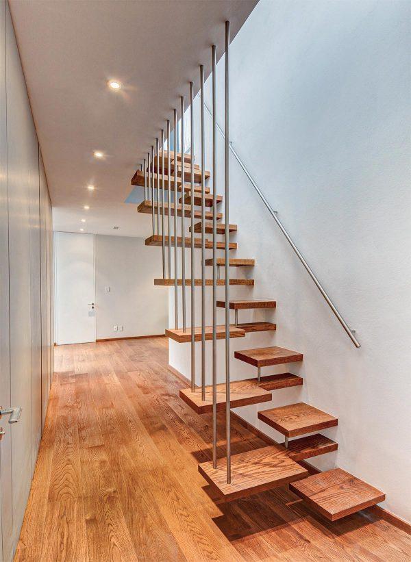 mẫu cầu thang độc đáo, sáng tạo