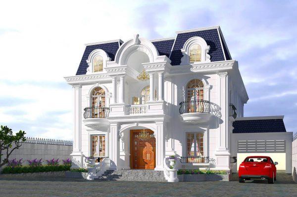 Nhà tân cổ điển