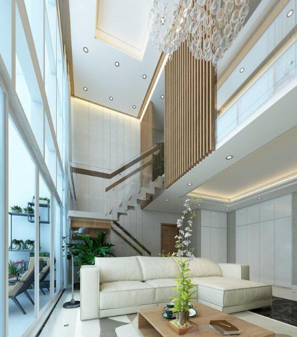 penthouse thông tầng