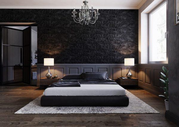 phòng tối màu