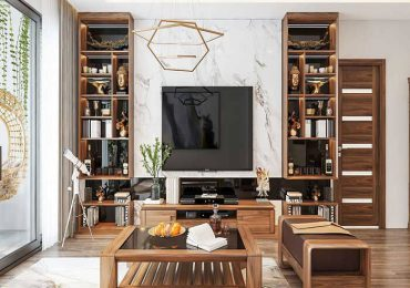 Đồ nội thất trong nhà cơ bản cho phòng khách