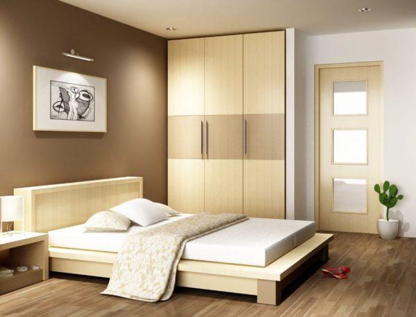 Nội thất phòng ngủ bằng nhựa cho không gian sống hiện đại