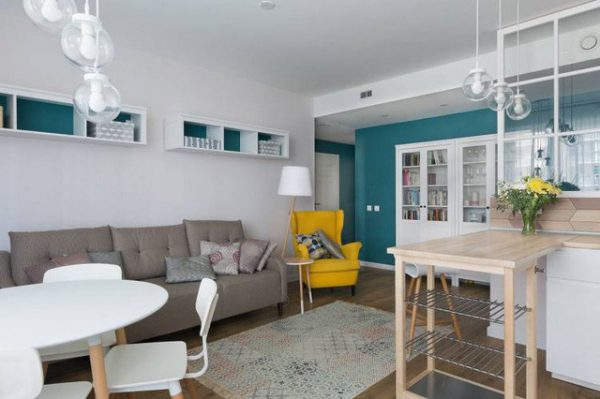 Đồ nội thất cho không gian sống hiện đại, tiện nghi