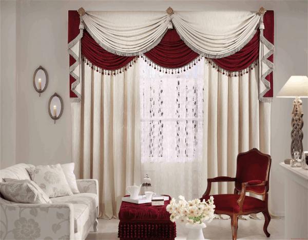 Rèm cửa phù hợp với kiến trúc