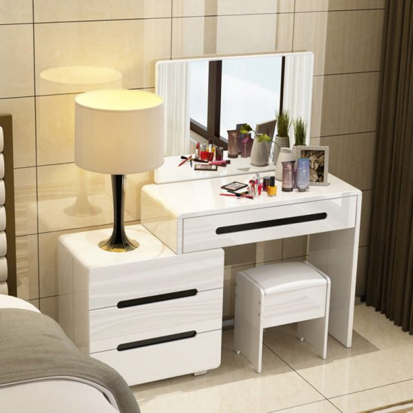 nội thất phòng ngủ đơn giản, hiện đại