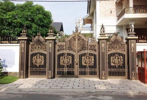 Xây dựng một cánh cổng phù hợp với phong cách của bạn