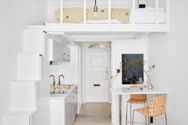 Lựa chọn nội thất chuẩn xác giúp tiết kiệm không gian