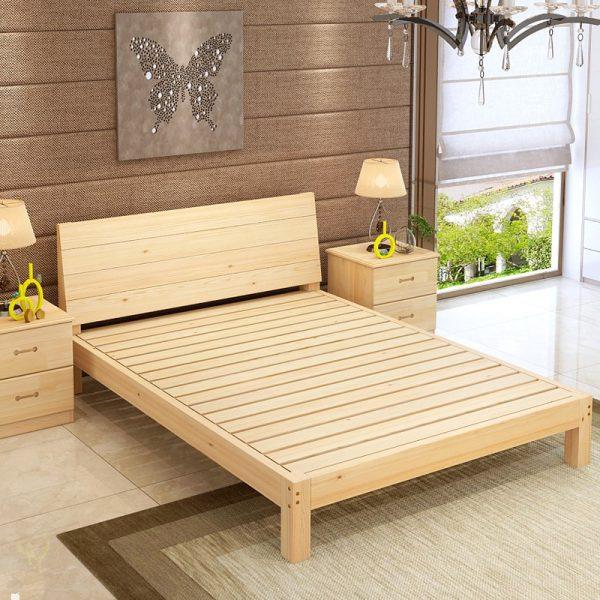 Giường ngủ đơn giá rẻ
