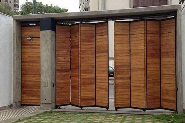 Cổng thiết kế hiện đại, đơn giản