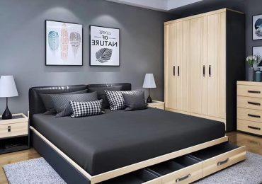 giường ngủ thông minh cho nhà hiện đại