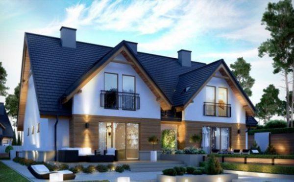 thiết kế nhà liền kề