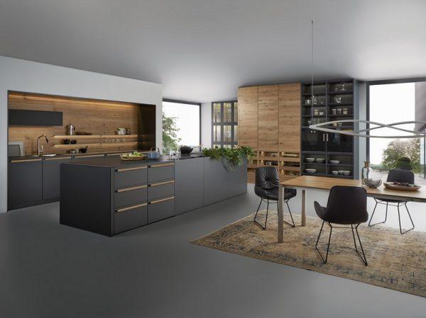 Nội thất nhà bếp leicht