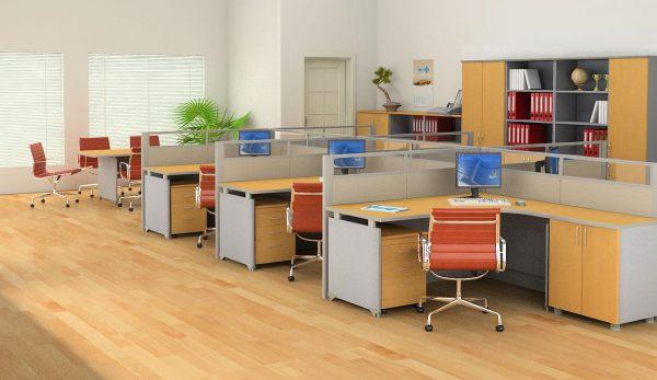 bàn ghế văn phòng thanh lý có nhiều loại
