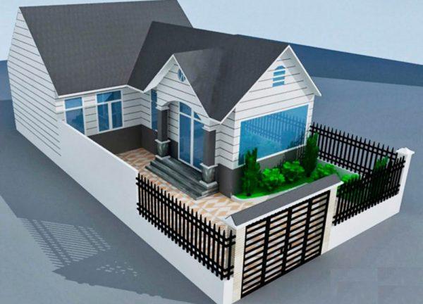 dự toán chi phí xây dựng nhà cấp 4