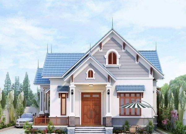 tùy từng lô đất xây dựng có cách thiết kế nhà ấp 4 khác nhau