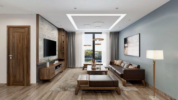Thiết kế sofa cho phòng khách
