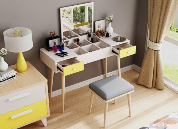 Thiết kế nội thất hiện đại, thông minh