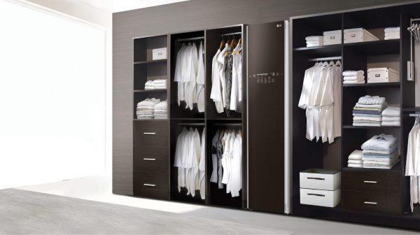 lợi ích của tủ chăm sóc quần áo