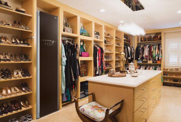 Tủ chăm sóc quần áo thông minhSamsung Airdresser