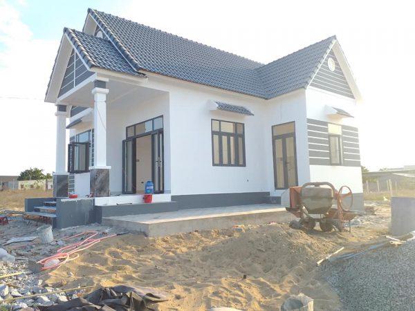 xây nhà cấp 4 giá bao nhieu 1m2